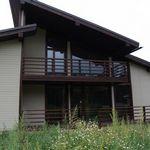 Продаю  новый дом на берегу оз.  Глубокое(СПб