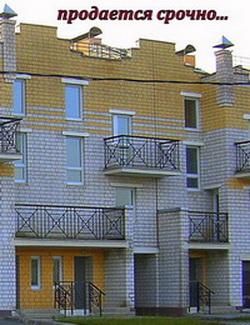 ГОТОВИТЬСЯ К СДАЧЕ приемной комиссии 3-этажный кирпичный таунхаус с эксплуатируемой кровлей, балконом и 2-мя лоджиями, общей площадью 210 м2 под чистовую отделку в поселке таунхаусов (с ПМЖ), расположенном между р.Клязьма и р.Уча в 14 км от МКАД по Я...