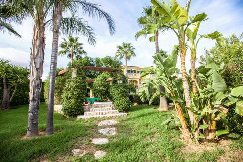 Nice semi detached house in a small community with 5 houses and pool. The house is located near the center of the town yet in a quiet area with beautiful mountain views. This house is located in a quiet area of Calvia and close to the promenade tha...