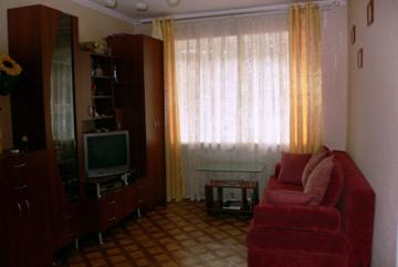 """Odessa - I pass my by the day 1- room apartment, 5 [min].[peshkom] from the park Shevchenko, [Delfinariya], beach """"Of [lanzheron]"""", 15 [min].[peshkom] to [Deribasovskoy], fresh [evroremont] of 2010, 3 sleeping places ([divan]+[dvuspalnaya] bed), to [..."""