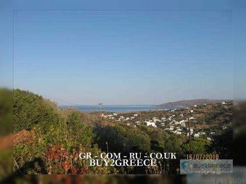 B1124 - FOR SALE LAND OF 4.560m2, BUILDABLE, ABILITY FOR BUILDING 155m2, IN AREA DAMASKINOS-MPATSI, ANDROS::View - Water supply - Near the Sea - Settlement - Walkup Price negotiating is possible: Yes Description: B1124 - FOR SALE LAND OF 4.560m2, BUI...