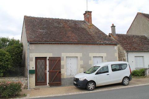 Maison de 70m² dans le bourg de LUREUIL comprenant