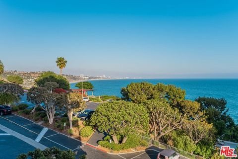 Experience breathtaking ocean views in this tastefully updated 2 bedrooms and 2 bath unit abundant of natural light with an open floor plan that flows seamlessly integrating the kitchen, dining and living space leading to the balcony with views. Coff...