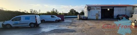 Vds Technical Control Center in the area of the Pays de Thelle - Bottom and Walls - Exceptional opportunity for first-time buyers or external growth. Premises of approximately 200 m2 from 1997 on a plot of 300 m2. 7 parking spaces. 3 garage loan vehi...