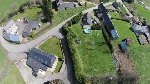 Superb 3-bedroom House for sale in Kerien Brittany France Euro Resales Property ID: 9826464 Property Location Kerlouet Kerien Bretagne 22480 France Property Details The property is a 3 bedroom longere, set in a hamlet of approx 11 houses. On the grou...