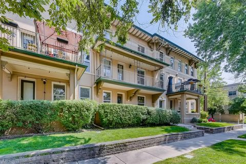 Super sweet remodeled city pad in the heart of Cap Hill. Imagine evenings dining al fresca on your very own front porch. You will absolutely love city living in this very special building with all the character and charm that comes with turn of the c...