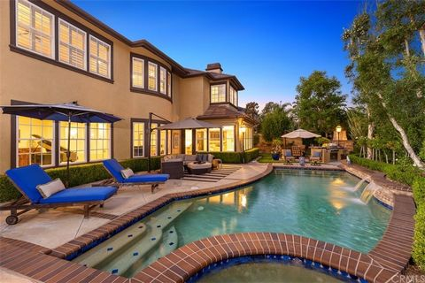 Welcome home to 28 Orion Way in the guard-gated community of Coto de Caza. This home is spectacular and ready for you to make it yours. From the moment you enter through the leaded glass striking double doors you are drawn in by the formal foyer and ...