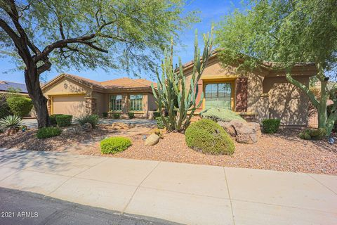 Welcome Home! Anthem Country Club with its innumerable amenities is absolutely where you want to be. This gorgeous home with private pool and spa, magnificent mountain and golf course views, fully landscaped and hardscaped backyard with built-in BBQ ...
