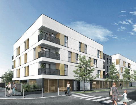 Appartement T3 - 62m2 - MITRY MORY (77290)