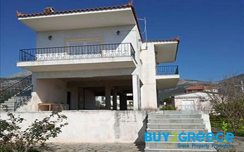 B1281 - FOR SALE HOUSE OF 144m2, IN PLOT OF 690m2, WITH ACCESS- DIRT ROAD, IN AREA ARETRIA, EVIAS Price negotiating is possible: Yes Listing type: Residential Number of bedrooms: 2 Number of bathrooms: 1 Living space: 144 m2 Price per meter: 756 €⁄m2...