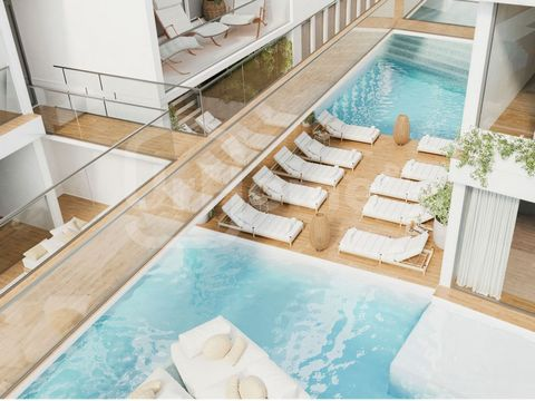Fantastic studio apartment inserted in a closed condominium - the South Beach Sagres. A few minutes drive from the center of the village of Sagres. Close to several beaches and restaurants and only 50 minutes from the Faro International Airport. The ...