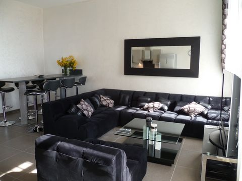 Cannes centre - appartement 4 chambres