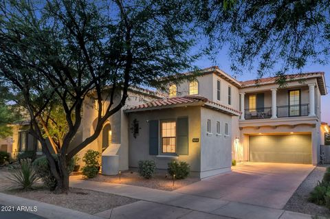 Don't miss out on an opportunity to own a beautifully remodeled family home in the popular and conveniently located gated community of DC Ranch. This expansive 3,720 square foot floor plan includes 5 large bedrooms, 3 1/2 baths, PLUS a separate famil...