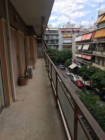Kaisariani, Center, Apartment For Sale, 97 sq.m., Property Status: Good, Floor: 3rd, 2 Bedrooms (1 Master), 1 Kitchen(s), 1 Bathroom(s), 1 WC, Heating: Central - Petrol, View: Cityscape, Building Year: 1973, Energy Certificate: D, Floor type: Wooden ...