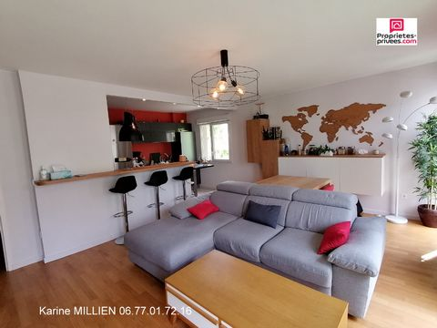 BOIS D ARCY 78390 Appartement F4 - 3 chambres - Gr