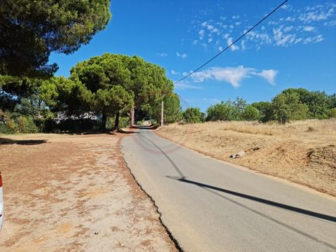 Excellent plot of land with approved project in Vilamoura. Magnificent location, access by paved road, water supply and public sewage system. With a total of 1043m2, it allows a construction of up to 431m2, with a swimming pool. Rare opportunity to b...