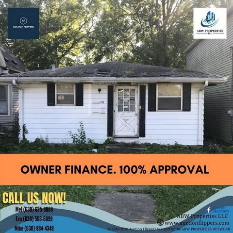Located in West Peoria. Parcel Number: 18-07-278-013 Property Address: 118 N Waverly Ave, West Peoria, IL 61604 County: Peoria Lot: 3920.4 sq ft Type: Single Family Home Market Value: $56,696 Deed will be transferred as a SPECIAL WARRANTY DEED. Forms...