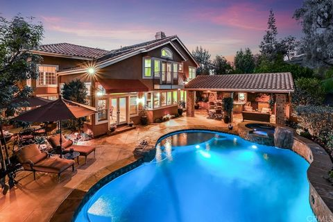 Welcome to the Resort on Jasper Hill!!! Seller spent over $500,000 on this stunning and award winning backyard! Where do I start? The large private outdoor living space a solar heated pool, spa, slide, waterfall, shower, BBQ, fireplace, 2 refrigerato...