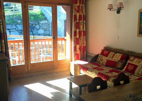 The residence Gentiane Hameau de la Vallée d'Or is a small residence in Charbonnieres hamlet, 500 m from Valloire center. Cret de la Brive cable car and ski school are 500 m from the building. Shops are 500 m and the nursery is 700 m away. Ideally si...