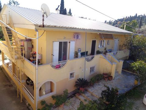 For sale a complex of apartments with a total area of 620 sq.m in the area of Ano Kontokali that consists of: * 1 apartment of 89 sq.m with 2 bedrooms, completely rebuilt in 2008 * 1 apartment of 89 sq.m with 3 bedrooms & terrace overlooking the ...