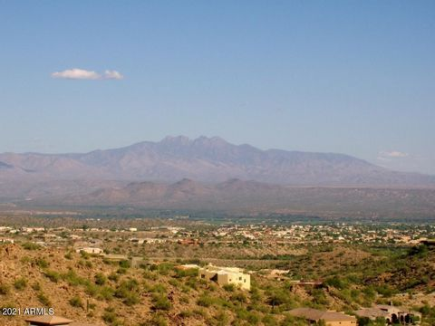 Another Shadow Canyon Gem! Nestled into the McDowell Mountains this lot has a large build area with potential for a single level home! This lot offers amazing views of Four Peaks, Fountain and more! You will love this lot once you walk it! It is a MU...