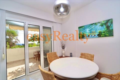 website: easyrealtyrhodes.com With unobstructed sea views,from almost every corner of the property,in a quiet and purely residential area, this apartment has been completely renovated and both its quality and practicality, combined with easy access...