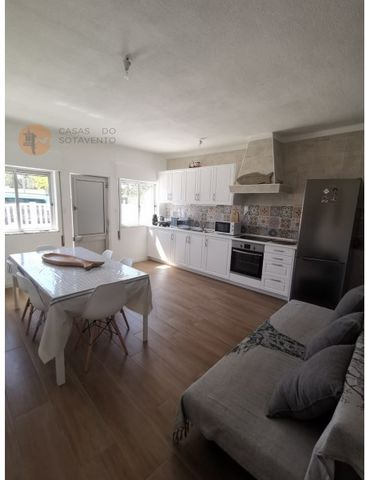 House T1 for rent from October to May. The villa is composed on the ground floor by kitchenette room, toilet and patio, on the first floor bedroom and bathroom with shower. Energy Rating: Exempt #ref:CS-MOR-85773