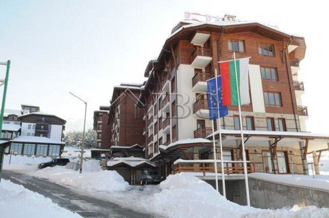 Blagoevgrad. Furnished 1-bedroom apartment in Bansko, Panorama Resort IBG Real Estates offers this beautiful, fully furnished one bedroom apartment, located on the ground floor in Panorama Resort, Bansko. The complex is located right at the foot of P...