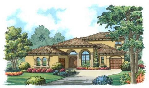A new distinctive Reiche and Silliman community on Big Sand Lake in the Dr. Phillips area of desirable southwest Orlando featuring Mediterranean style custom homes.