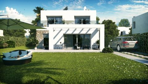 Prices from €481,000 Las Villas de Dalt de Sa Rápitaand#13;and#13;The homes have 3 double bedrooms and 3 bathrooms, fitted kitchen and laundry room, living and dining room with pre-installation of a fireplace, large terraces and garden. and#13;The pl...