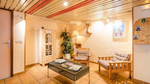 La Résidence La Croix Margot est située dans la station de ski de Villard de Lans, à 300m du centre et des commerces du village. Les pistes de ski de