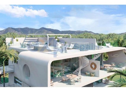 AVANT-GARDE ARCHITECTURE, SPECTACULAR SEA VIEWS, STRATEGIC LOCATION and MAGNIFICENT QUALITIES are a summary, in great measure, of this unique and unrepeatable collection. A remarkable architecture on the Costa del Sol that differs at first sight from...