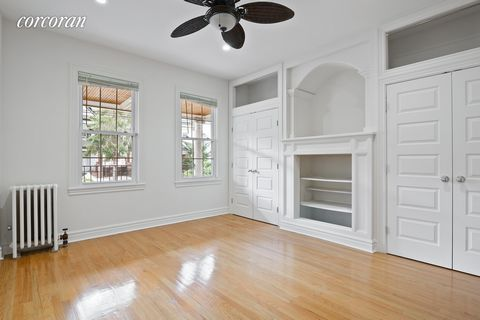 Welcome home to 8531 88th St, a unique brick two-family townhouse on a 40 x 100.92FT lot featuring a ton of charm with ample amount of outdoor space including its own private garage and a driveway enough space to fit three (3) cars and more. This app...