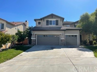 A beautiful desirable home in a Cal-de-sac with fully upgraded such as CUSTOM Crown molding, CUSTOM fire place, CHANDELIERS, BRAZILIAN hard wood, ITALIAN sink design, brand NEW DISH WASHER, MICROWAVE, STOVE, GORGEOUS 3 car garage with CUSTOM build in...