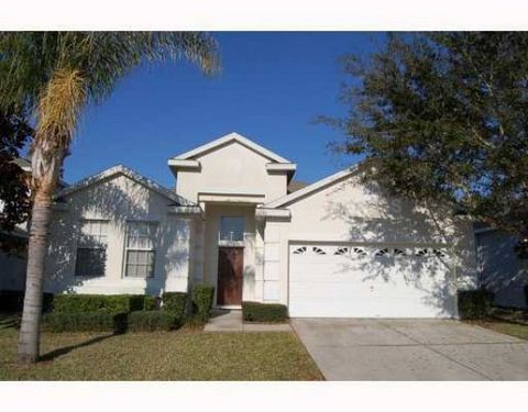 Property is a 4 bed / 3 bath located in Wyndham Palms Resort. Not only is the home ideal for vacation/short term rentals but the onsite amenities are fantastic! You will find a 60 seat movie theatre, fitness center, billiards, tennis table, game ro...