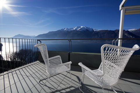 The new Residence Il Poggio di Dorio is minutes away from the idyllic village of Dorio on Lake Como. The small complex consists of 18 modern apartments spread within three houses. The houses are built on a mountain side and therefore on different gro...