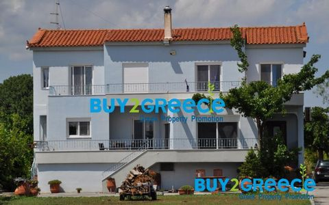 Maisonette Kymi-Aliveri 250sq.m. in 4000sq.m. land plot Price negotiating is possible: Yes Listing type: Residential Year built: 2004 Energy efficiency class: C Condition: New building Number of bedrooms: 6 Number of bathrooms: 3 Garage: 2 cars Livin...