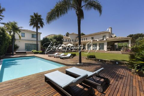 Casa Azalea is a spectacular, south facing family villa and is located within the prestigious gated community of Sotogrande Costa. Sotogrande Costa is bathed in tree-lined roads, lovely beaches, as well as a magnificent yachting marina which offers t...