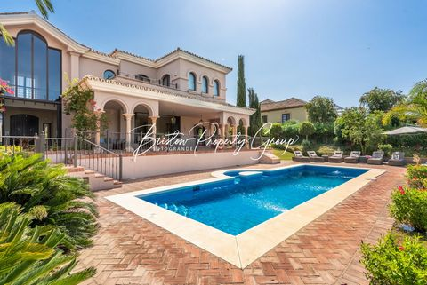 Casa Milan is a spectacular family villa located within the prestigious gated community of Sotogrande Alto. This is one of our most exclusive holiday rental villas in Sotogrande. This elegant holiday home feature 5 double bedrooms all beautifully des...