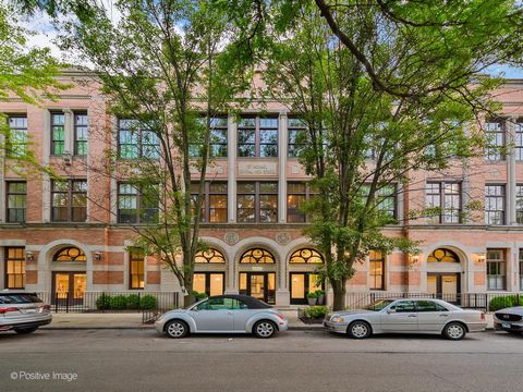 From the moment you see it from the street, 1660 N Hudson will take your breath away! From head to toe, every inch of the St. Michael High School Condominiums is ABSOLUTELY STUNNING! The unit itself will certainly not disappoint! This rarely availabl...
