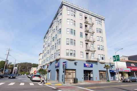 1290 20th Avenue is a beautiful 39 unit corner trophy building in a fantastic location, bordering the Inner and Central Sunset Districts of San Francisco. The building has 38 sizable apartment units and 1 large retail space currently occupied by US B...