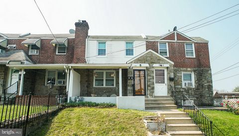***The SQFT listed does not include the finished basement***Welcome home to this 3 bedroom, 2 bathroom home on a quiet street in highly-desirable Ridley School District. Main level includes an open floor plan with spacious living/dining areas, a stun...