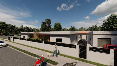 Semi-detached house, in modern construction with excellent finishes. REF:1072-03622)