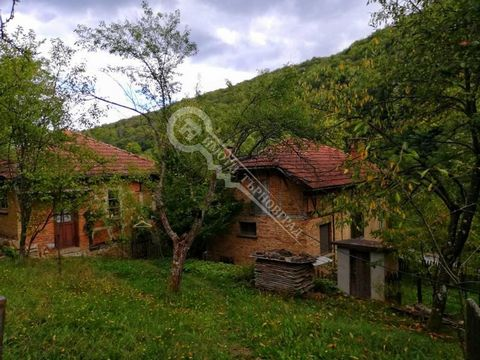 Properties Tarnovo offers you two two-storey, brick houses in a yard in the Plachkovo Balkan. The larger house has a total area of 122sq.m. and consists as follows: first floor larger basement, workshop and second less room; second floor - living roo...