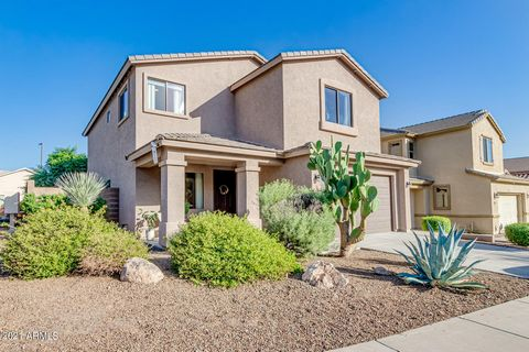 Gorgeous two-story home in the desirable Mountaingate Views Community. This corner lot property features 2-car extended garage, refine desert landscape, front covered patio perfect for your afternoon tea. Welcoming living room filled w/natural light ...