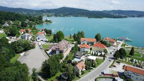 Bookings only on request!!! The **** Perdacher apartment house is peacefully located beside a forest, only 300 meters from the shores of Lake Wörthersee. This newly renovated house is surrounded by a large garden and lake near the forest where guests...