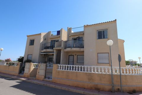 This West Facing, Two Bedroom Top Floor Apartment in San Luis is located in a popular residential area just a few minutes drive outside the town centre of Torrevieja, close to La Siesta. Situated within a 10 minutes walk or 2 minute drive to the near...