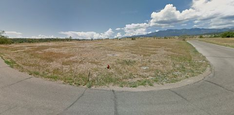 Located in Colorado City. Nice lot located in Pueblo County, Colorado! Build now or buy for investment. With 300 days of sunshine annually and a consistently mild climate, Pueblo is a great place to enjoy an outstanding quality of life. Colorado's mo...