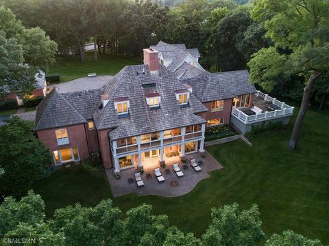 Classical architecture situated on 7.7 acres of manicure lawns, lovely perennial gardens, shade trees, natural setting and marsh habitat, this almost 9,000 sf home with expansive southeasterly views can live large and small! 2000 addition by James Da...