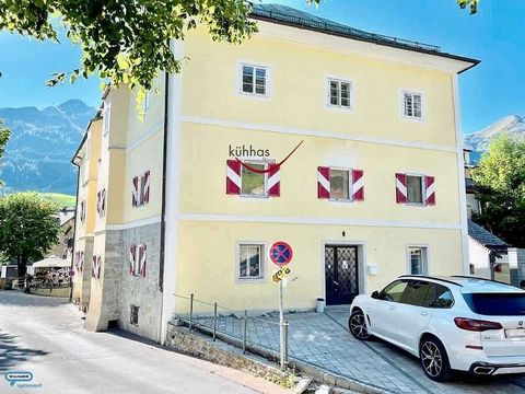 A historic building of the tourist center of Bad Hofgastein and a recognizable symbol of this place – the Kurhaus Bräu Moser - was offered for sale. It was built in 1558, renovated several times and preserved to this day very well and delights visito...